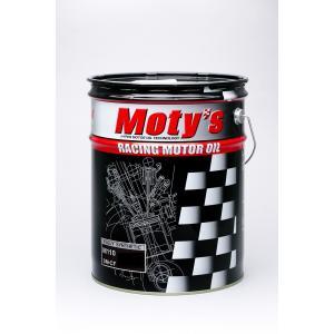 【Moty's】モティーズ M110 エンジンオイル 15W50 20L缶 colt-speed
