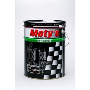 【Moty's】モティーズ M502  特殊鉱物油ギヤオイル 75W90 20L缶 colt-speed