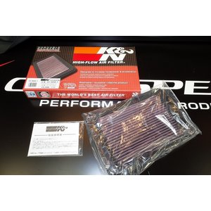 K&N REPLACEMENT FILTER MITSUBISHI DELICA D5/ECLIPSE CROSS デリカD5/エクリプスクロス(GK9W用)純正交換エアフィルター colt-speed