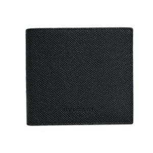 ブルガリ 財布 20253 メンズ 二折り小銭付き財布 CLASSICO ABU グレインカーフ ブラック come