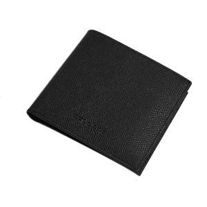 ブルガリ 財布 20253 メンズ 二折り小銭付き財布 CLASSICO ABU グレインカーフ ブラック come 02