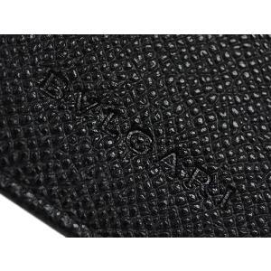 ブルガリ 財布 20253 メンズ 二折り小銭付き財布 CLASSICO ABU グレインカーフ ブラック come 03