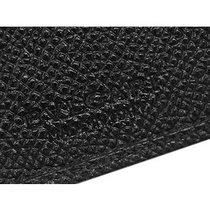 ブルガリ 財布 20253 メンズ 二折り小銭付き財布 CLASSICO ABU グレインカーフ ブラック come 06