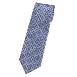 ブルガリ ネクタイ 241940 BVLGARI メンズ ジャガード デザイン ウイスタリア/ローズレッド/ライトグレー 紙袋付き|come