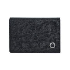 ブルガリ カードケース 30400 マチ付き 名刺入れ ブルガリブルガリ グレインカーフレザー ブラック|come