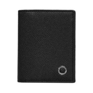 ブルガリ カードケース 30403  たて型 パスケース ブルガリブルガリ グレインカーフ ブラック|come