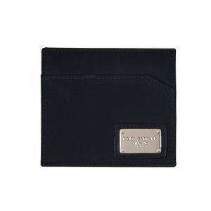 ドルチェ&ガッバーナ カードケース シンプル名刺 ナイロンブ...
