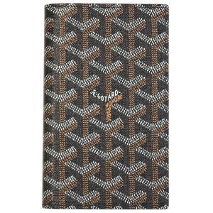 ゴヤール 手帳カバー GOYARD アドレスブック カバーのみ ブラック CAMBONPMLTY01|come