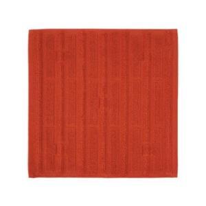 エルメス タオル H101299M18 HERMES ソルド ベビー カレタオル ラビラント コットン100% オレンジ/テラコッタ ハンドタオル わけありセール|come