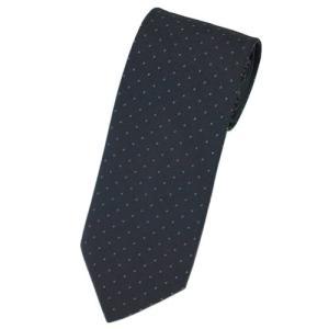 エルメス ネクタイ 659129T HERMES ソルド メンズ ジャガード デザイン シルク100% ブラック/グレー|come