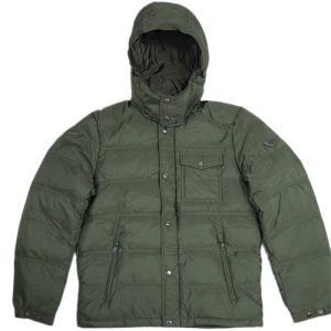 プラダ ダウン ジャケット SGH573 メンズ ジップアップ フード付き ナイロン MILITARE ミリタリーグリーン アウトレット |come