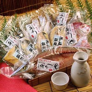 風味絶佳.山陰 父の日 プレゼント ギフト 人気 日本海の特撰魚介詰合せ(月) 風呂敷包み