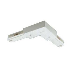 コイズミ照明 ライティングレール用部品 ジョイナーL 白色:AE0234E