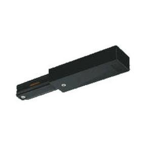 コイズミ照明 ライティングレール用部品 フィードインキャップ 黒色:AE0231E