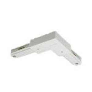 コイズミ照明 ライティングレール用部品 ジョイナーL(左用) 白色:AE0254E
