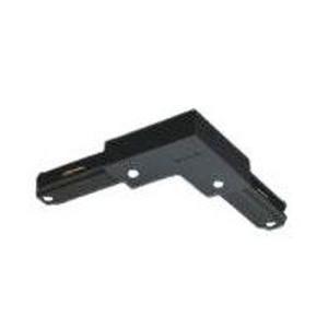 コイズミ照明 ライティングレール用部品 ジョイナーL(左用) 黒色:AE0264E
