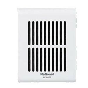 パナソニック 配線器具 EC95352 メロディサイン子器 増設スピーカー (ホワイト)