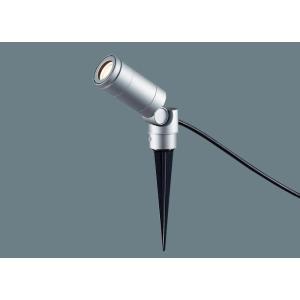 パナソニック エクステリア(防雨型) LEDスポットライト スパイク式 60形1灯相当 電球色:LGW40091LE1 comfort-shoumei