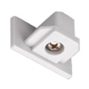 東芝ライテック ライティングレール用部品 エンドキャップ ホワイト:NDR0232