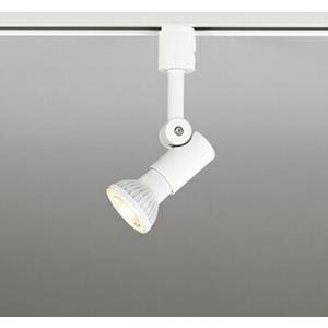 オーデリック 配線ダクトレール用 LEDスポットライト ランプ・調光器別売 オフホワイト:OS256...