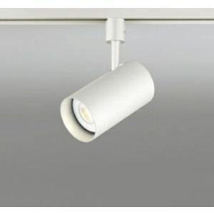 オーデリック 配線ダクトレール用 スポットライト ランプ・調光器別売 オフホワイト:OS256390