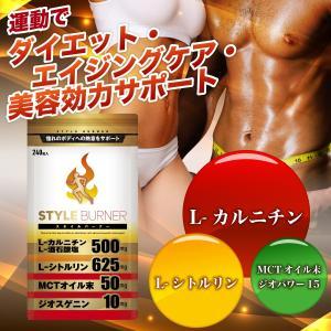 原産国 : 日本  原材料 : L- シトルリン ・ L- カルニチン / L- 酒石酸塩 ・ デキ...