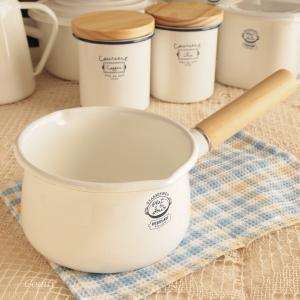 ラカルト ホーロー ミルクパン 両口片手鍋|comfy-shop