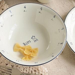 シリアルボウル カフェ風食器 ビストロ シリアルボウル キッチン雑貨|comfy-shop