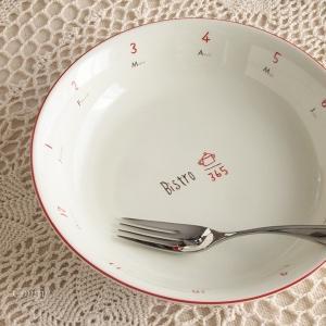 スープ皿 カフェ風食器 ビストロ スープ皿 キッチン雑貨|comfy-shop