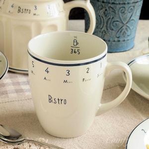 マグカップ カフェ風食器 ビストロ マグカップ キッチン雑貨|comfy-shop