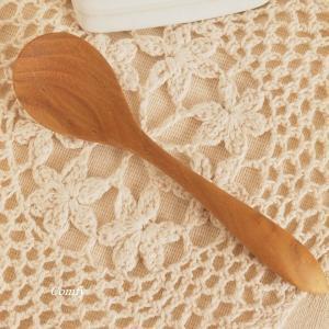 スプーン キッチン雑貨 木製 ヨーグルトスプーン|comfy-shop