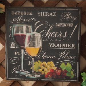 ウッドボード おしゃれインテリア雑貨 ワイン|comfy-shop