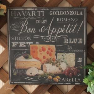 ウッドボード おしゃれインテリア雑貨 チーズ|comfy-shop