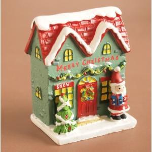 クリスマス雑貨 ミニチュアハウス ジュエハウス|comfy-shop