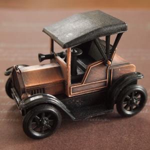 アンティーク シャープナー 鉛筆削り オブジェ ミニチュア クラシックカー|comfy-shop