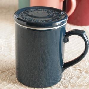 ASHBYS ティーマグ 蓋付きマグカップ おしゃれ カフェ風食器 オールドロンドン|comfy-shop