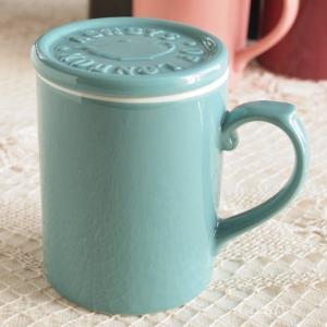ASHBYS ティーマグ 蓋付きマグカップ おしゃれ カフェ風食器 コロニアル|comfy-shop