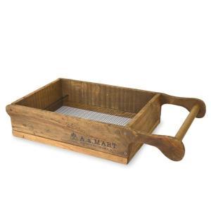 木製 ネットハンガー タオル掛け ハンギングネットボックス|comfy-shop