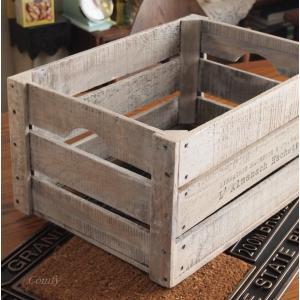 木製ボックス 木箱 ウッドボックス キャベツボックス|comfy-shop