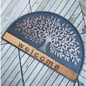 ヤシマット ラバー 玄関マット 屋外 屋内 おしゃれ シンボルツリー|comfy-shop