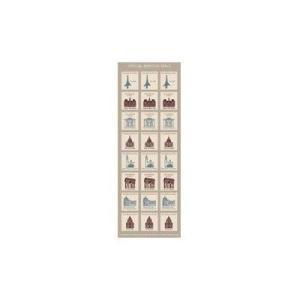 ナチュラル雑貨 ワックスペーパー用 ラッピングシール オールドパリ|comfy-shop