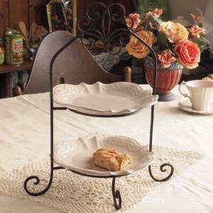 アイアン プレートホルダー キッチン雑貨 スティール プレートスタンド(スタンドのみ)|comfy-shop
