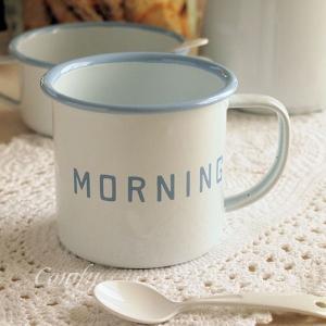 北欧雑貨 ホーロー雑貨 マグカップ ホームステッド 北欧カントリー雑貨 琺瑯|comfy-shop