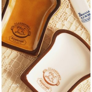 ラカルト バター・ジャムトレイ ミニトレイ 2色|comfy-shop