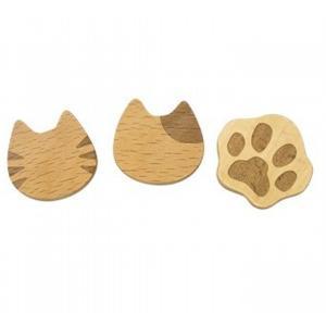 キッチン雑貨 木製 箸置き Mio 猫|comfy-shop