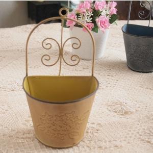 ガーデニング雑貨 オルタンシア ガーデンポケット S イエロー|comfy-shop