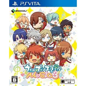 新品 Vita うたの☆プリンスさまっ♪ MUSIC3(通常版) comgstore