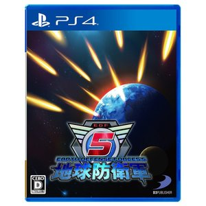 新品 PS4ソフト 地球防衛軍5|comgstore