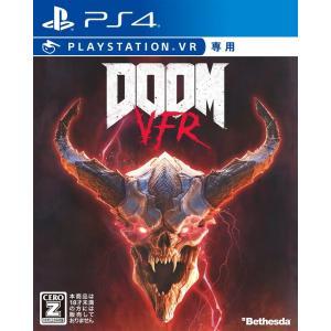 新品 PS4ソフト DOOM VFR(PS VR専用)|comgstore