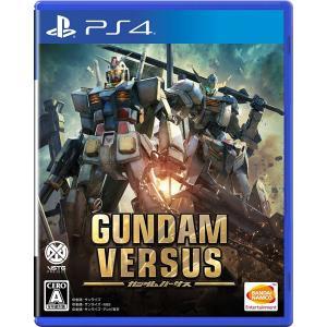 新品 PS4ソフト GUNDAM VERSUS(通常版)|comgstore